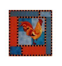 rooster quilt patterns   eBay : rooster quilt pattern - Adamdwight.com
