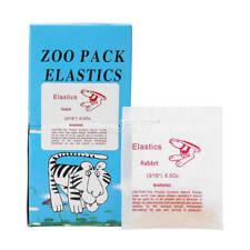 5000pcsbox Dental Ortho Zoo Pack Elastics Latex Rubber 65 Oz 316 Rabbit