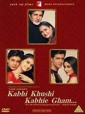 Kabhi Khushi Kabhie Gham - Shahrukh Khan, hrithik roshan -  bollywood hindi dvd
