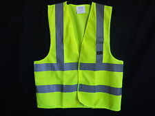 10 X SAFETY VESTS  IN  S  M  L  XL XXL