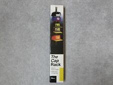 The Cap Rack: Holds Up To 10 Caps / Hats (By Regal) - Brand New In The Box