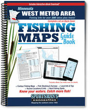 Minnesota West Metro Area Fishing Map Guide | Sportsman's Connection