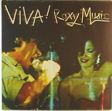 "12"" LP - Roxy Music - Viva ! The Live Roxy Music Album - C516 - washed & cleaned"