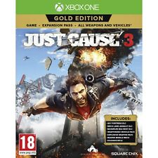 Just Cause 3 Gold Edition Xbox One Dispatching Today Orders by 2 PM