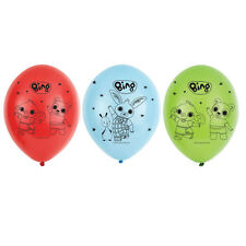 Amscan 9902136 Printed Latex Balloons 11""