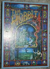 EXPRESS GIFTS 1000 PIECE JIGSAW - THE HOBBIT by PETER PRACOWNIK 1999 TOLKIEN .