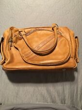 Genuine Leather Vintage Racquet Bag Tennis Racquetball