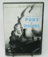 PORT OF SHADOWS (LA QUAI DES BRUMES) - CRITERION COLLECTION DVD MOVIE, 1938 B&W