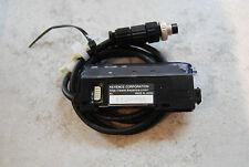 Amplificador Digital de fibra óptica fotoeléctrico Keyence FSV11P Ver Foto's #D911