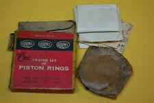 HARLEY AERMACCHI 165cc 2 STROKE PISTON RING SET 1953