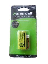 Enercell 2.4V/700mAh Cordless Phone Battery for Vtech 2300146 Nip