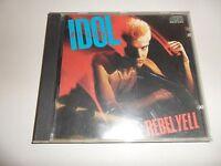CD  Rebel Yell von Billy Idol
