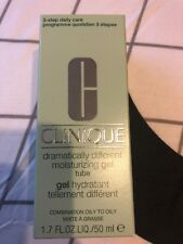 RRP £18.50 Clinique Dramatically Different Moisturising Gel 50ml tube