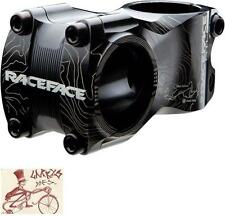 "RACE FACE ATLAS 35MM REACH--35MM  +/-0 DEGREE BLACK 1-1/8"" BICYCLE STEM"