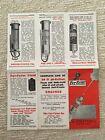 Vintage FYR-FYTER Dayton Ohio Extinguisher Print Guide Flayer