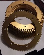 RACING GO KART NEW 219 CHAIN 1-PIECE SPROCKET 67 TOOTH VINTAGE CART PART