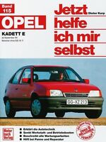 OPEL Kadett E Reparatur/Handbuch Reparaturanleitung Reparaturbuch Wartung Buch