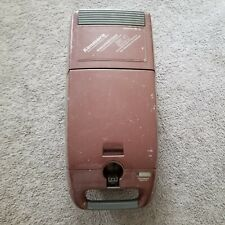 1990s Kenmore Whispertone 5.1 Canister Vacuum cleaner base and 4 accessories