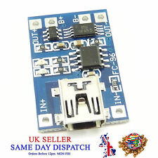 18650 5V Mini USB Lithium Battery Charger Board Module 1A