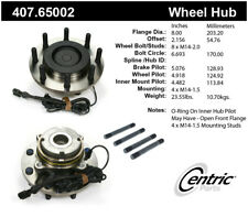 Front Wheel Hub Assembly For 1999 Ford F550 Super Duty 4 X 2 Centric 407.65002
