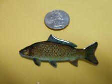 CARP FISH LAPEL PIN