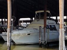 34' 1986 Silverton Convertible Cruiser powerboat