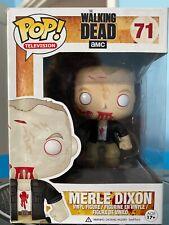 Merle Dixon zombie/walker #71 The Walking Dead Funko pop vinyl