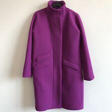 J.Crew Cocoon Coat in Italian Stadium-cloth Wool($350 Size 4T)