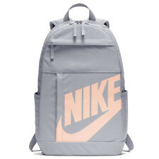 Nike Elemental 2.0 Backpack Sports Bag Soccer School Travel Gray BA5876-042