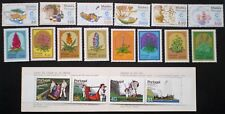 Portugal Madera Madeira 1981 - 1984 MNH** 3 complete sets + booklet