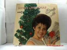 "BRENDA LEE -(LP)- MERRY CHRISTMAS ""ROCKIN' AROUND THE CHRISTMAS TREE"" DECCA-1963"