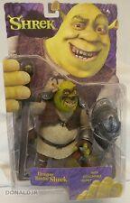 Dragon Battlin' Shrek Action Figure w/Atachable Helmet and Sword MOC McFarlane