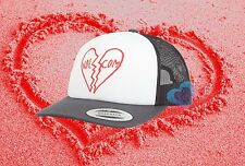 New Volcom Heart Broken Nacho Womens Trucker Snapback Cap Hat