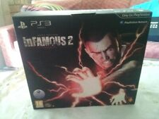 Infamous 2 Hero Edition Collectors Edition PS3 Rare