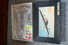 plastic model kits, aircraft H6K5 mavis 1/72 Japanese flying boat.Complete rare