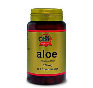 Obire - ALOE VERA 250mg da 120 compresse (Aloe ferox Miller)
