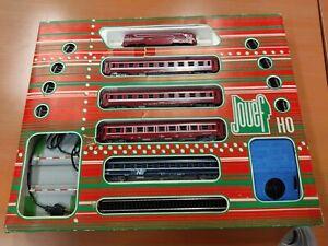 Coffret Train Jouef Ho Ref 7808 Paris Vintimille. 1976