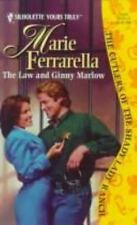The Law and Ginny Marlow (The Cutlers Of The Shady Lady Ranch)