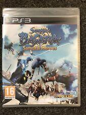 PlayStation 3 - Sengoku Basara: Samurai Heroes (Superb Factory Sealed) UK PAL