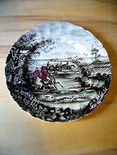 Piatti decorativi in ceramica inglese