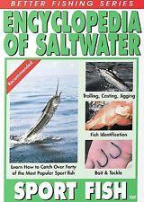 The Encyclopedia of Saltwater Sport Fishing DVD (2004) cert E