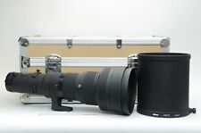 Nikon NIKKOR ED 500mm f/4 P Manual Focus Lens