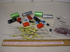 Capacitor Assortment  over 25 different values