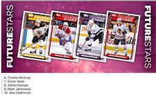 2018 FUTURE STARS WAVE 2 COMPLETE SET OF 5 CARDS Topps NHL Skate Digital Card