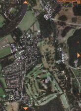 PETERSHAM TW10 TW1. Richmond Sudbrook Park Richmond Golf Course 2000 old map