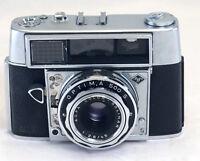 Vintage AGFA OPTIMA 500s 35mm Film Camera COLOR-SOLINAR 2.8 45mm Lens Germany