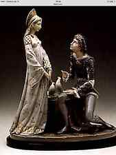 Vows with base Lladro