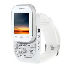 New Dual SIM Flip Touch Screen Watch Phone & Num Keypad Camera and Bluetooth W1