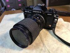 YASHICA FX-3 Super Film Camera w/ RMC Tokina 35-105mm Zoom Lens and Polar Lens