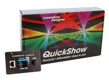 Laserdesigner Pangolin QuickShow 3.0 mit Flashback 4 Standard Interface, FB4